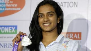 ਸਿੰਧੂ ਭਾਰਤ ਲਈ ਓਲੰਪਿਕ ਖੇਡਾਂ ਵਿੱਚ ਸਿਲਵਰ ਮੈਡਲ ਜਿੱਤਣ ਵਾਲੀ ਪਹਿਲੀ ਮਹਿਲਾ ਹੈ