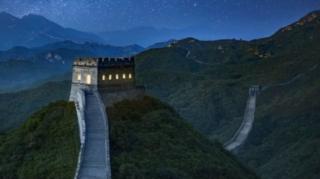 Китай, оренда житла, стіна