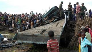 accident de la route, rdc, matadi, kisantu