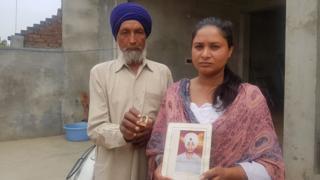 మోసుల్లో హతులైన భారతీయుల కుటుంబ సభ్యులు