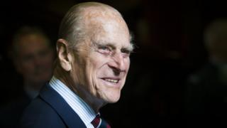 The Duke of Edinburgh at over 22,219 solo events or public meetings since 1952
