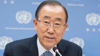 في مؤتمره الصحفي الأخير كـأمين عام للأمم المتحدة، قال بان إنه بعد بعض الراحة سيعود إلى كوريا الجنوبية ويبحث الطريقة المثلى في مساعدة بلاده
