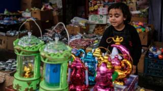 الأسواق في غزة