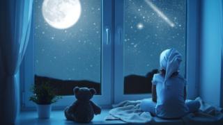 Ночь глазами ребенка