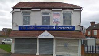 The Alachi International Restaurant