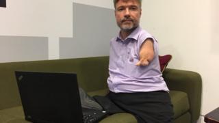 Disability web access: 'I've already clicked away'