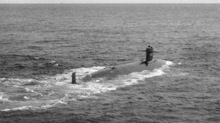 USS Thresher