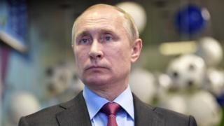ウラジーミル・プーチン氏