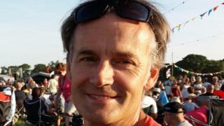 Steven Walsh - người đàn ông quốc tịch Anh nghi lây nhiễm cho 11 ca khác
