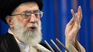 Iran, Ali Khamenei