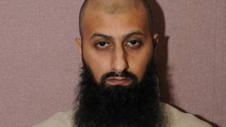 Zameer Ghumra custody photo