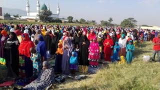 Eid al fitr mu Burundi