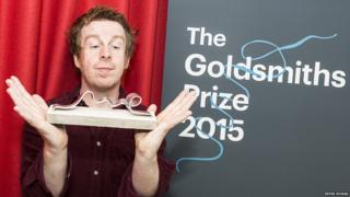 Kevin Barry wins the Goldsmiths Prize