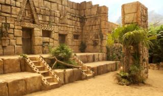 Aztec zone