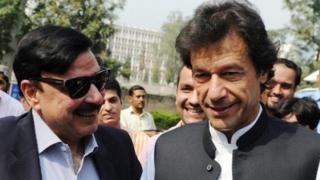 عمران خان اور شیخ رشید