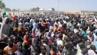 Nigeria: Al'umar Borno na bukatar agajin gaggawa - MSF