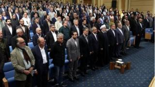 مهمانی افطاری سال گذشته آقای روحانی