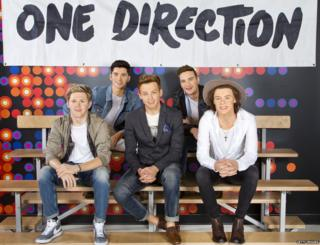 1D wax work dolls at Madame Tussauds in New York