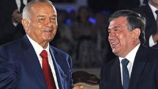 Oʻzbekiston rahbariyati