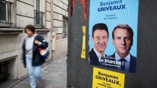 Францияда шайлоодо макрондун партиясы жеңди