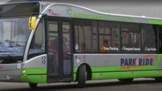 City of York Council bus