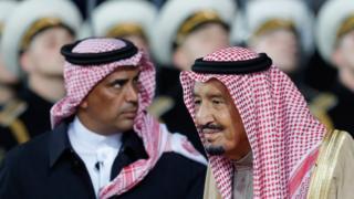 عبد العزيز الفغم صحبة الملك سلمان بن عبد العزيز