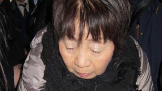 Тисако Какэхи