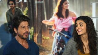 Dear Zindagi stars Alia Bhatt (right) and Shah Rukh Khan