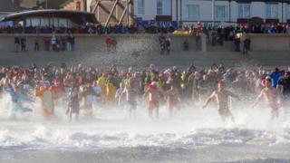 Redcar swim