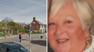 Beechwood Park and victim Christine Rowe