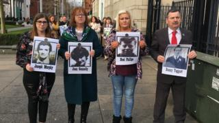 Picture of Ballymurphy families