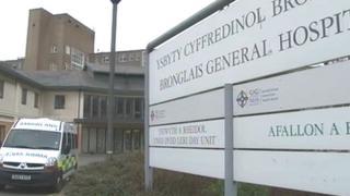 Bronglais Hospital, Aberystwyth