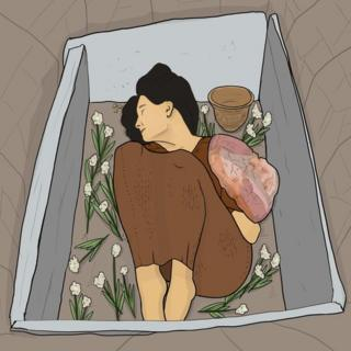 Giving life to a woman found in a 4,250-year-old grave in Caithness