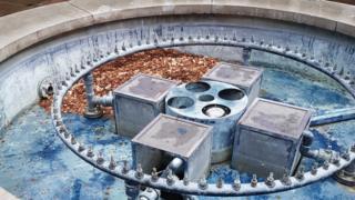 Quayside Fountain