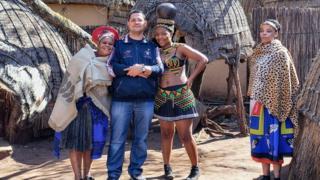 В Африці