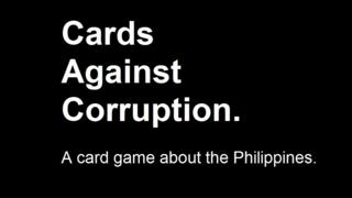 Cards Against Corruption