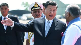 चीन, गुरमीत राम रहीम सिंह