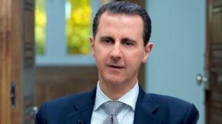 ประธานาธิบดีบาชาร์ อัล-อัสซาด