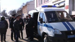 полиция Астрахани