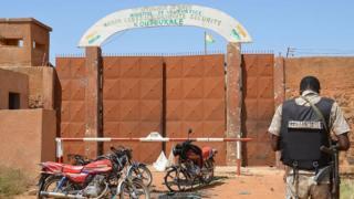 Des individus jugés dangereux et présumés membres de groupes djihadistes sont détenus à la prison de Koutoukalé.