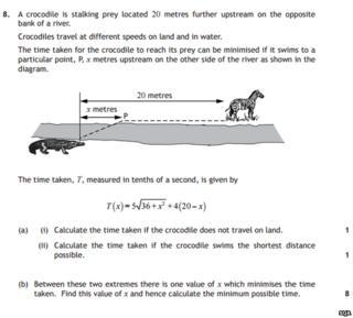 croc question