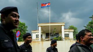 Kedutaan Korea Utara di Kuala Lumpur