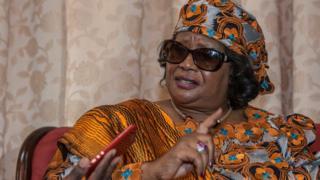 Àwòrán Joyce Banda