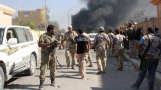 Sirte'deki çatışmalar