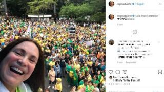 'Fui e continuo conservadora': o que pensa Regina Duarte, que fará 'teste' no governo Bolsonaro