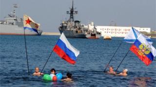 """Повернення Криму """"в рідну гавань"""" оплачується не лише з федерального, але й з бюджетів інших регіонів РФ"""