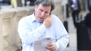 Oliver Letwin on Downing Street