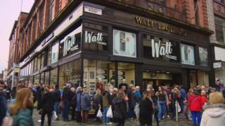 Watt Brothers queues