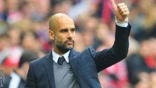 Meneja wa Manchester City, Pep Guardiola