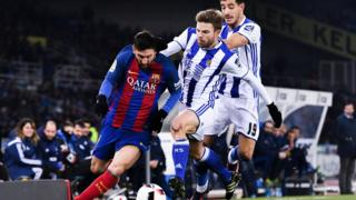 Gasar cin Copa del Rey